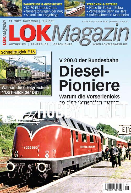 LOK Magazin – November 2021