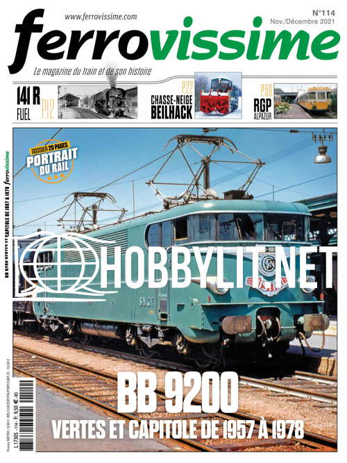 Ferrovissime - Novembre/Décembre 2021