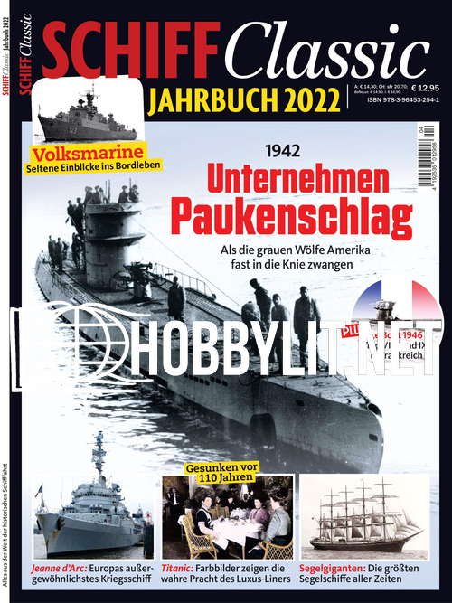 Schiff Classic Jahrbuch 2022