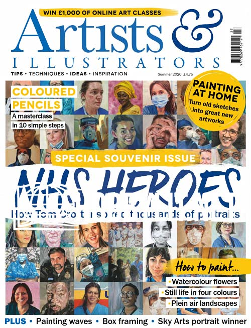 Artists & Illustrators - Summer 2020