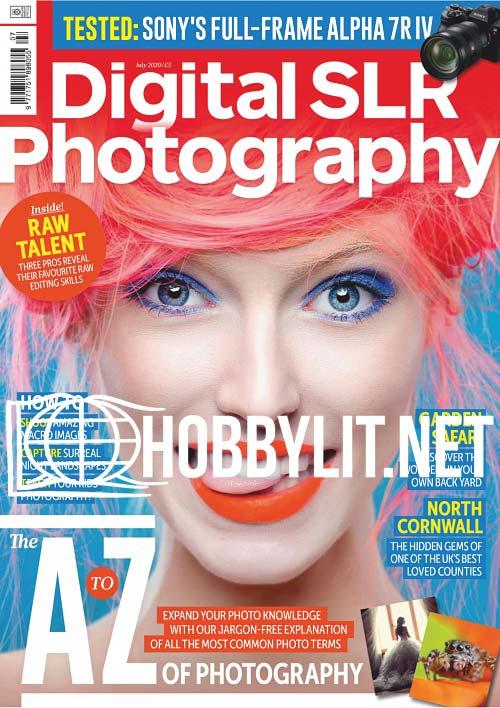 Digital SLR Photography - July 2020