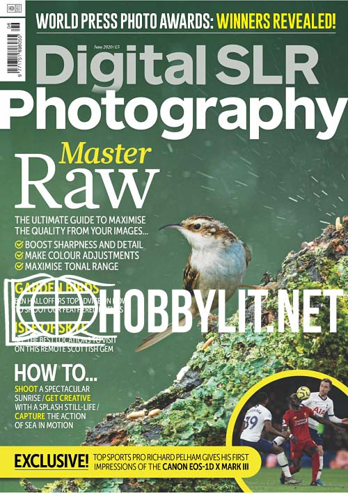 Digital SLR Photography - June 2020
