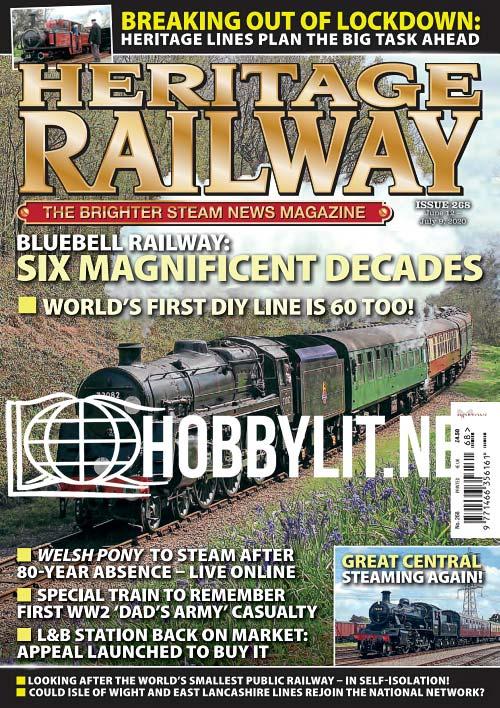 Heritage Railway - 12 June 2020