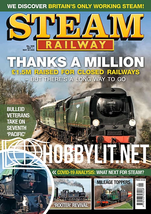 Steam Railway - 1 May 2020